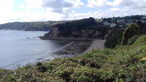 Cornwall scene