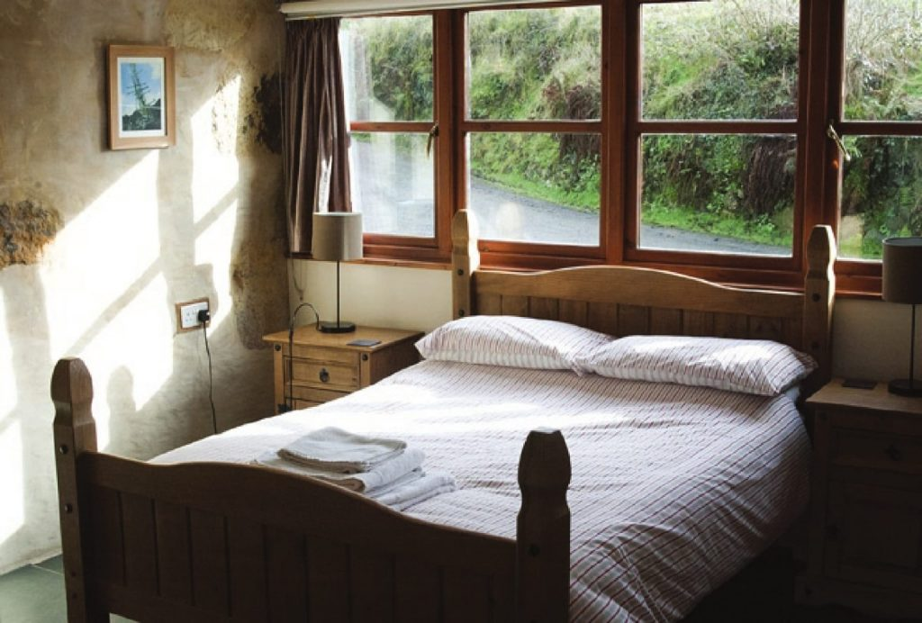 Nessa bedroom