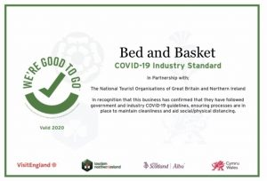 Visit England Covid Certificate